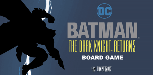 Batman: The Dark Night Returns Board Game (Pre-order) Nov 2021