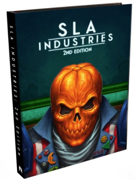 SLA Industries RPG 2nd Edition