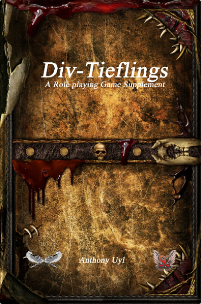 Div-Tieflings A Roleplaying Game Supplement (Pre-order) Mar 2021