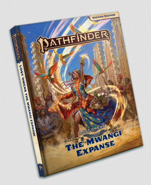 Pathfinder RPG: Lost Omens - The Mwangi Expanse Hardcover (P2) (Pre-order) Jun 2021