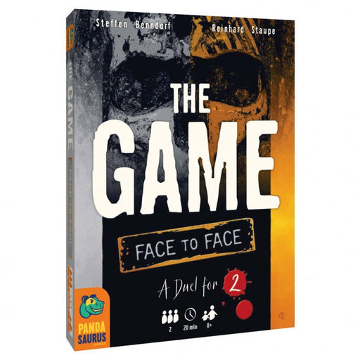 The Game: Face to Face Card Game (Pre-order) Apr 2021