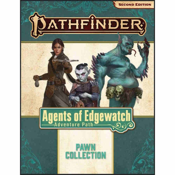 Pathfinder 2nd Edition: Agents of Edgewatch Pawn Collection (Pre-order) Mar 2021