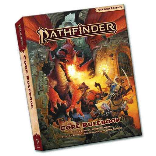 Pathfinder 2nd Edition: Core Rulebook Pocket Edition RPG