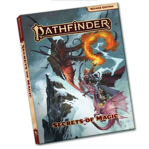 Pathfinder 2nd Edition: Secrets of Magic Role Playing Game (Pre-order) Aug 2021