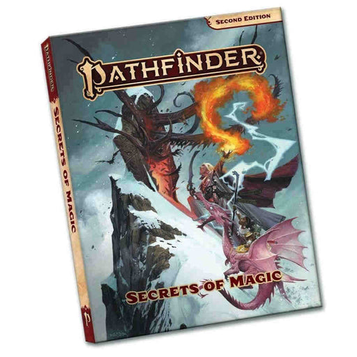 Pathfinder 2nd Edition: Secrets of Magic Pocket Edition RPG (Pre-order) Aug 2021