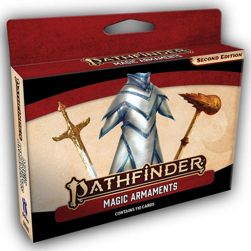 Pathfinder 2E: Magic Armaments Deck
