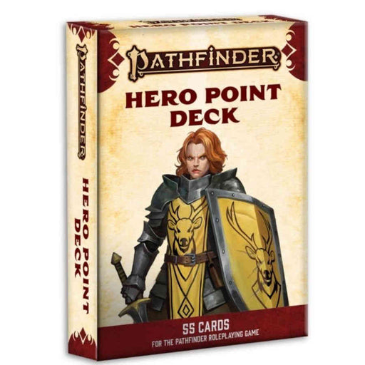 Pathfinder 2nd Edition: Hero Point Deck