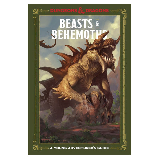 Dungeons & Dragons: Beasts & Behemoths: A Young Adventurer's Guide