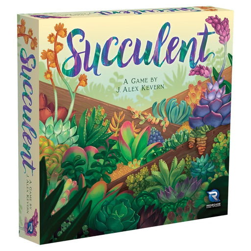 Succulent Board Game