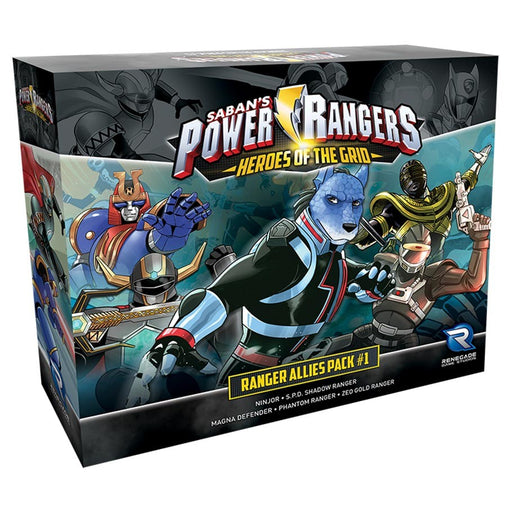 Power Rangers: HotG: Allies Pack #1  Board Game (Pre-order)