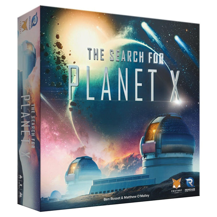 The Search for Planet X Board Game