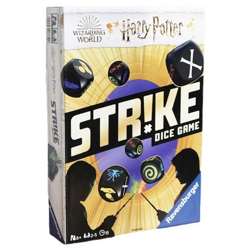 Harry Potter Strike Dice Game (Pre-order)