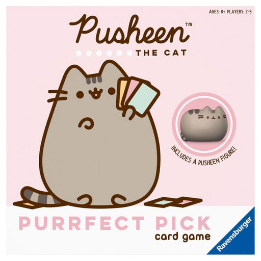 Pusheen The Cat: Purrfect Pick Card Game (Pre-order) Mar 2021