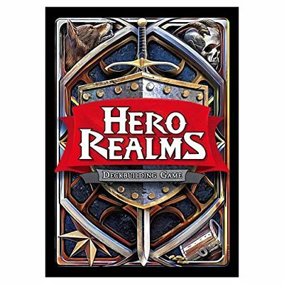 Hero Realms Character Sleeves (60CT) (Pre-order) May 2021