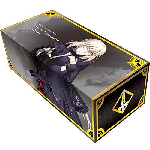 Fate Grand Order - Saber Altria Pendragon Alter - Neo Character Storage Box w/Dividers FGO