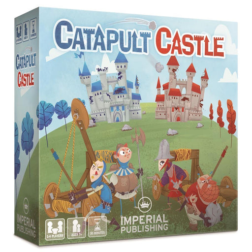 Catapult Castle Board Game (Pre-order) Jun 2021