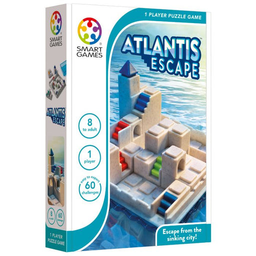 Atlantis Escape Puzzle Game (Pre-order)