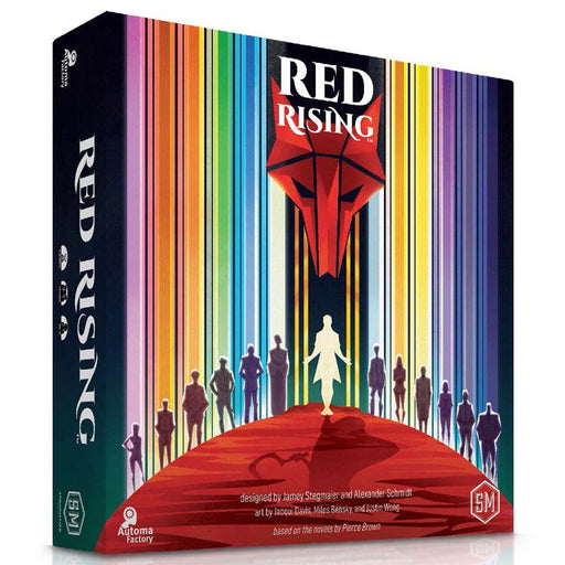 Red Rising Board Game