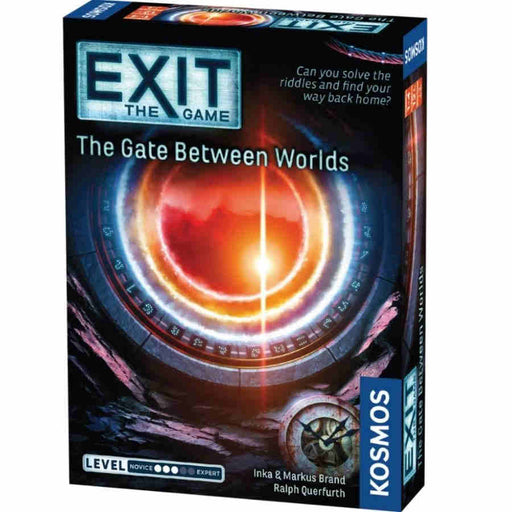 Exit: The Gate Between Worlds Board Game (Pre-order) May 2021