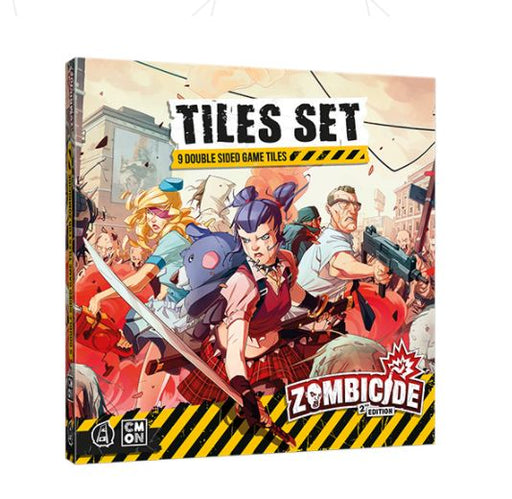Zombicide 2nd Edition: Tile Set Board Game (Pre-order) Jun 2021