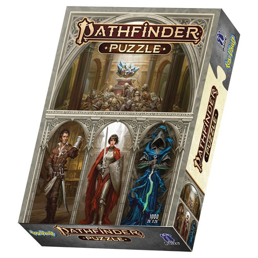 Pathfinder: Gods and Magic 1000pcs Puzzle (Pre-order) May 2021