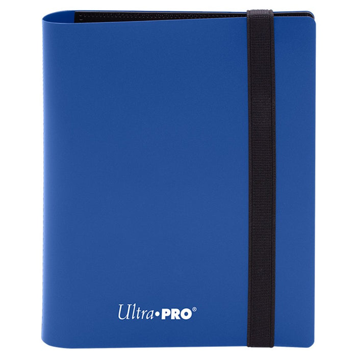 Ultra Pro: Eclipse: Pacific Blue 2-Pocket Card Binder
