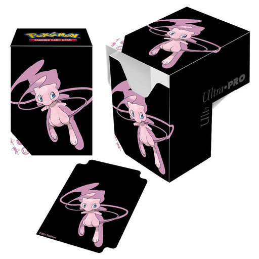 Pokemon TCG - Mew - Full View Character Deck Box (Pre-order) Aug 2021