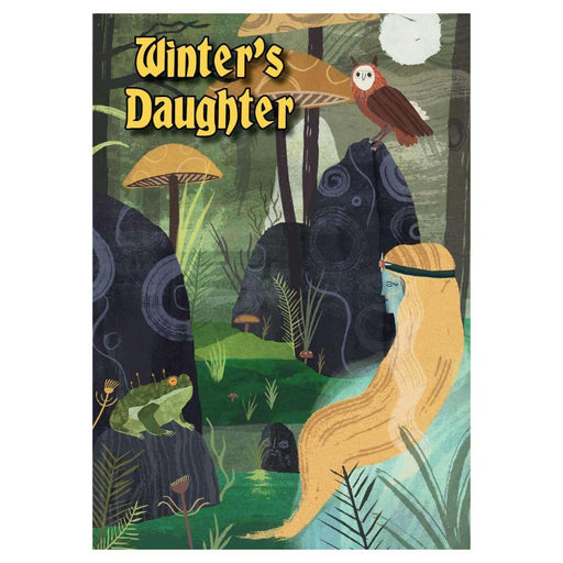Dungeons & Dragons 5th Edition: Winter's Daughter RPG Book