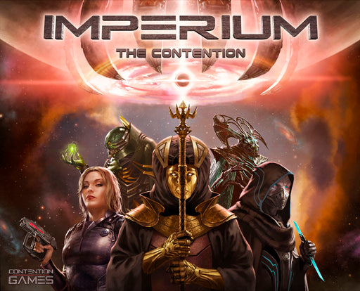 Imperium: The Contention (Retail Edition) Card Game
