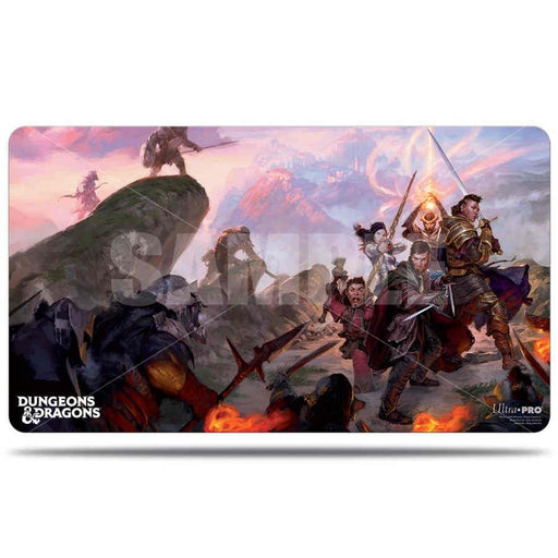 Dungeons And Dragons: Book Cover Series: Sword Coast Adventurers Guide Playmat (Pre-Order)