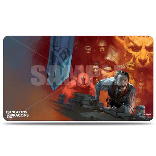 Dungeons And Dragons: Book Cover Series: Tales From The Yawning Portal Playmat (Pre-Order)