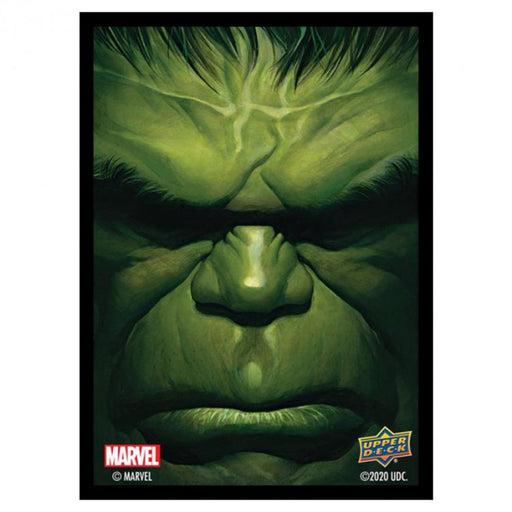 DP: Marvel: Hulk 65CT Character Sleeves (Pre-order)