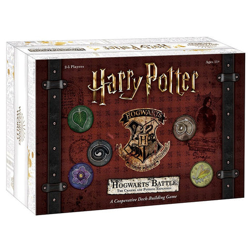 Harry Potter: Hogwarts Battle: Charms & Potions Exp Board Game (Pre-Order)