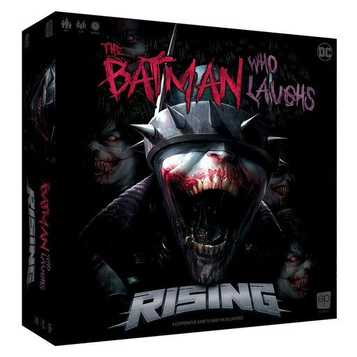 The Batman Who Laughs Rising Board Game (Pre-order)