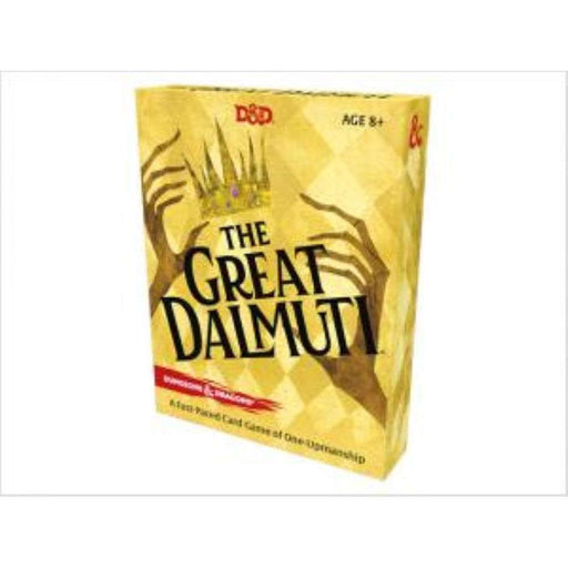 The Great Dalmuti: Dungeons And Dragons Board Game (Pre-order) Dec 2020