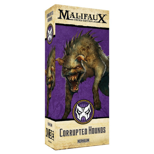 Malifaux 3rd Edition: Neverborn: Corrupted Hounds (Pre-order) Mar 2021