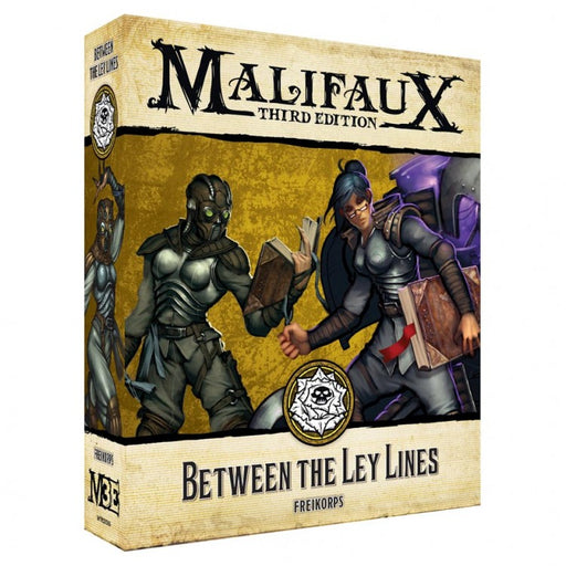 Malifaux 3rd edition - Outcasts: Between the Ley-Lines (Pre-order)