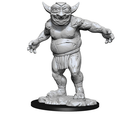 Dungeons and Dragons D&D: Nolzur's Marvelous Minis: Eidolon Possessed Sacred Statue W13 Miniature