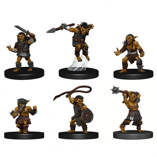 Dungeons & Dragons: Icons of the Realms: Goblin Warband Miniatures (Pre-order) Feb 2021