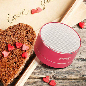 UNITEK Aluminum Wireless Portable Bluetooth Speaker