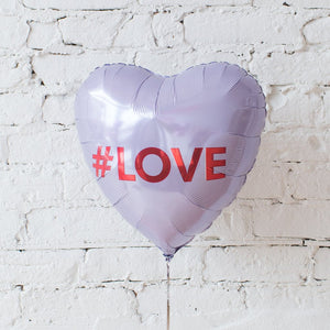 Foil Heart Balloon