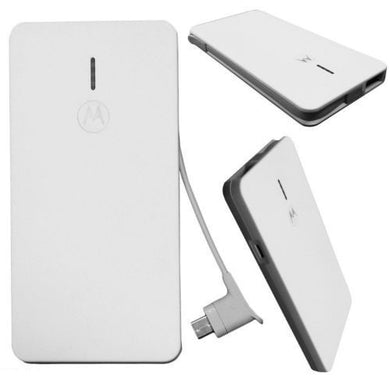 Motorola Universal Double Charger Slim Battery Power Bank