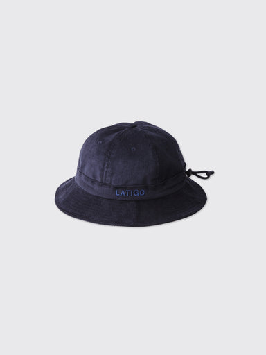 """Each One Teach One"" Corduroy Bell Hat"