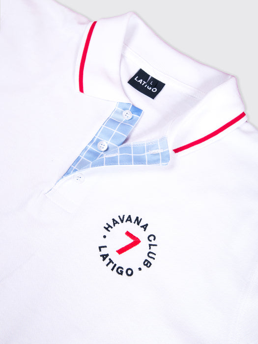 """La Isla"" Havana Club x LATIGO Polo Shirt"