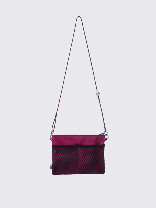 LATIGO X-PAC®️ Bag - BURGUNDY