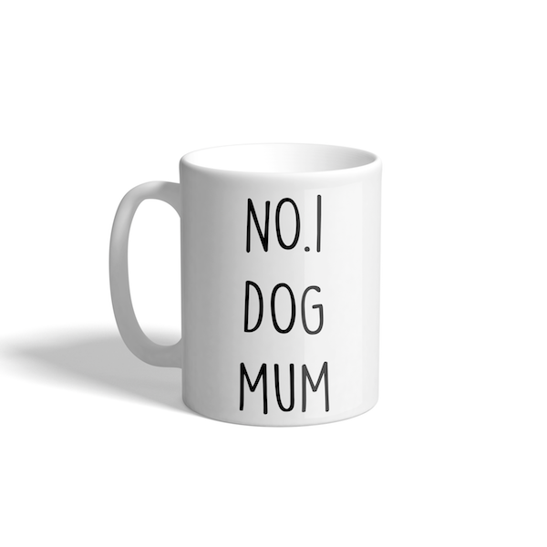 No.1 Dog Mum