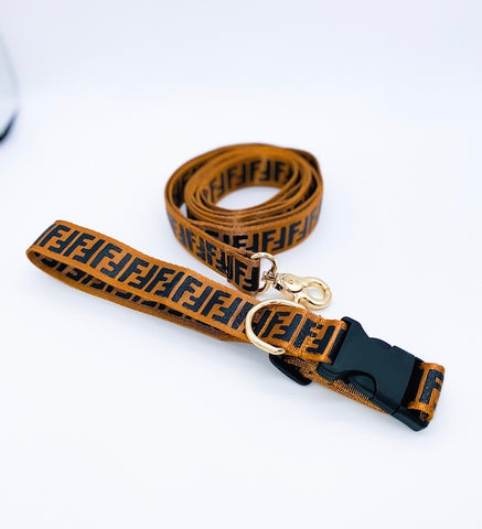 Pendi Dog Collar & Lead Set