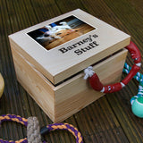 Personalised Pet Keepsake Box