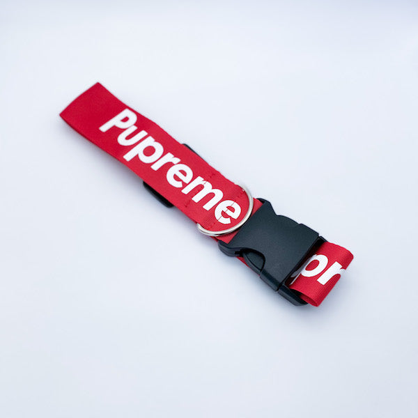 Pupreme Dog Collar