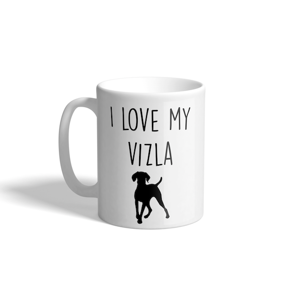 I Love My Vizla
